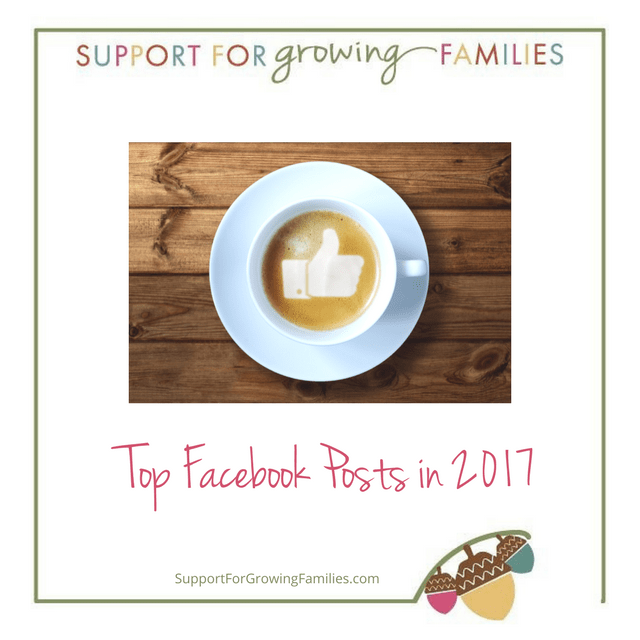 Top Facebook Posts for Parents